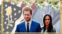 The special relationship between Prince Harry and Meghan is also big business in the US.