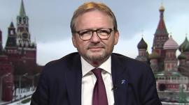 Boris Titov, leader of the Party of Growth